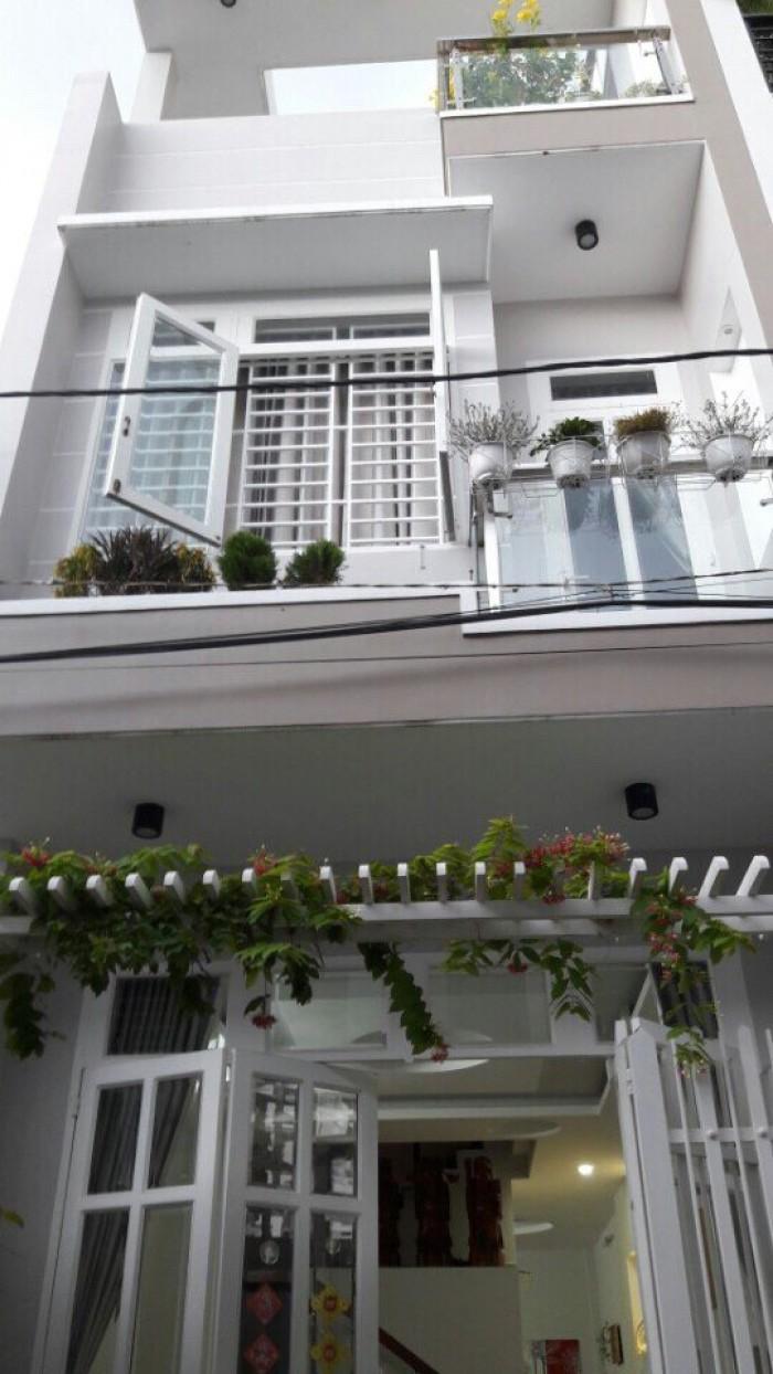 Bán nhà cạnh chung cư 4S giá 2.3 tỷ DTSD 140m2, 1 trệt 2 lầu