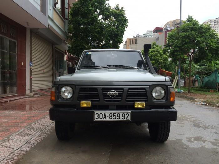 Nissan X-Trail sản xuất năm 1993 Số tay (số sàn) Dầu diesel