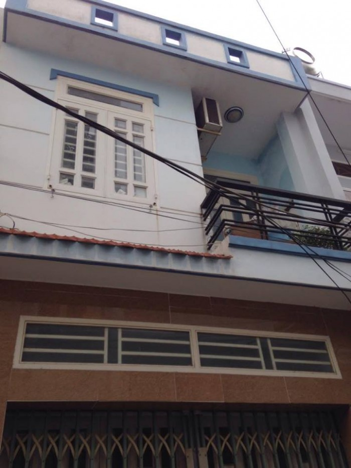 Bán nhà 1 tấm đường số 3(chợ bình long),dt(3.5x9)m,giá 1.35 tỷ