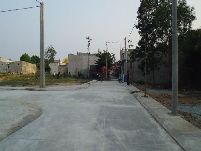 Đất nền giá rẻ có sổ đỏ gần trường học Phước Tân .