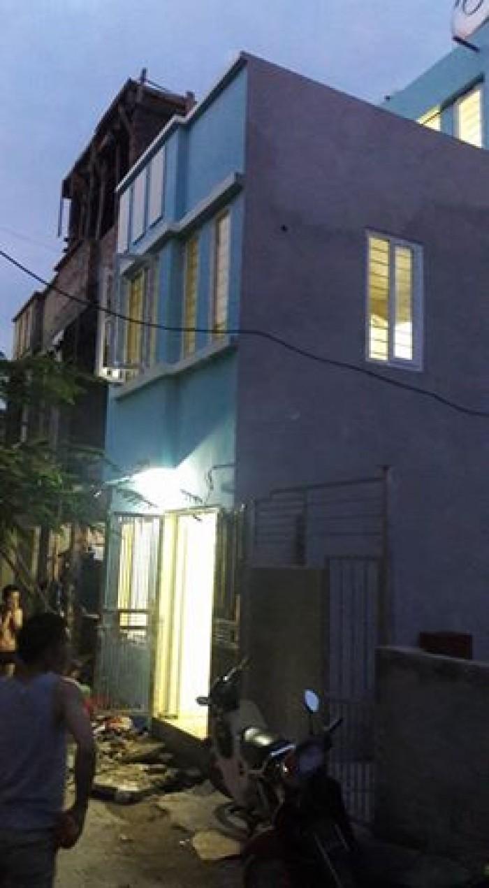 Bán nhà riêng  Tổ 5 Yên Nghĩa, ô tô đỗ cửa.