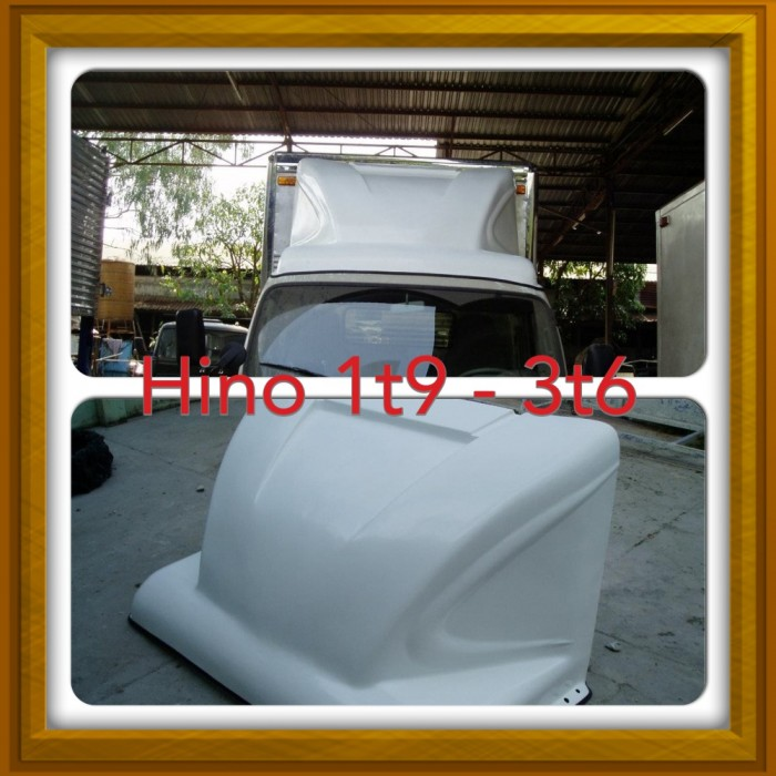Bán mui lướt gió – máy lạnh xe tải các loại !!!