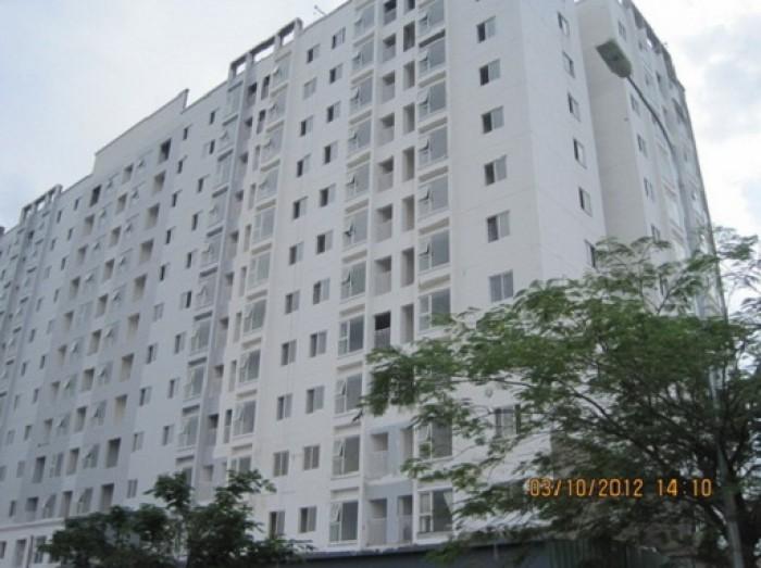 Cần bán gấp căn hộ Hai Thành, Dt 75m2, 2 phòng ngủ, nhà rộng thoáng mát, view Q6 , giá bán 1.3 tỷ