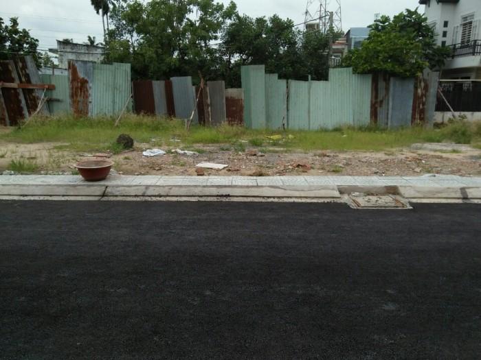 HOT! bán đất mặt tiền chính chủ tại Thạnh Lộc 14 Q12!!!