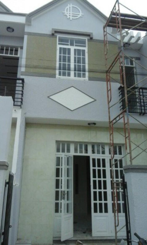 Nhà mới xây 4×10 QL50 tân kim sổ hồng riêng
