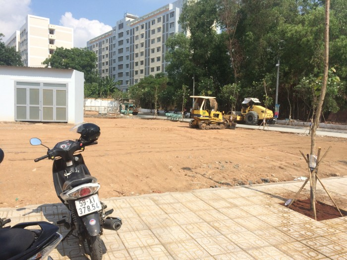 Ra mắt siêu phẩm đất vàng vị trí mặt tiền đường Nguyễn Xiển, Làng Tăng Phú, Trường Lưu khu vực trung tâm quận 9.