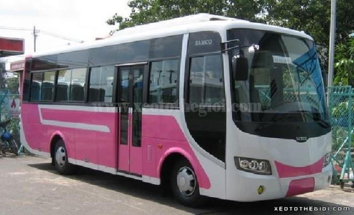 Bán Xe khách Isuzu Samco 5.2 L - 29 chỗ - 34 chỗ đủ Màu Giao xe Ngay