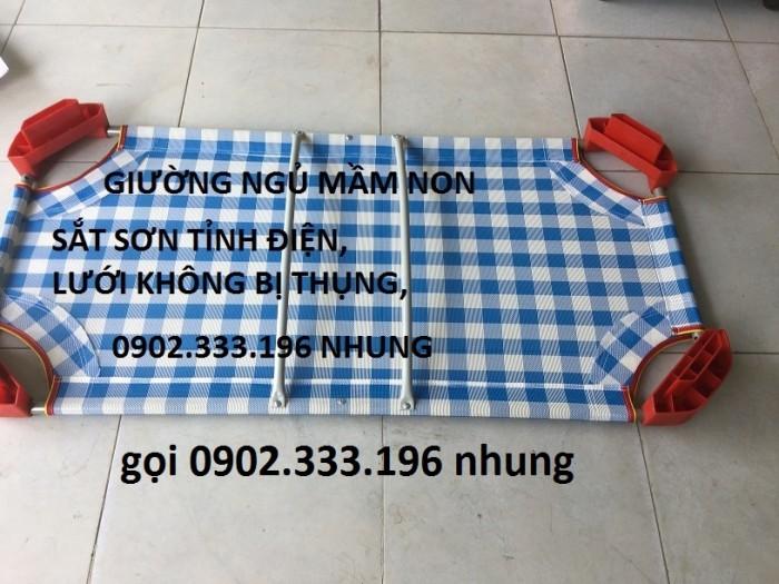 Sản xuất giường giá rẻ, giường mầm non chất lượng quận 125