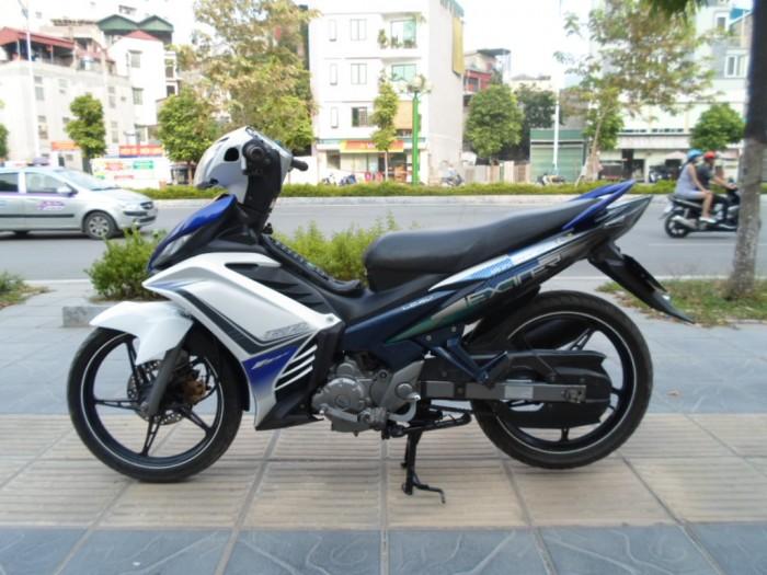 Exciter135 màu xanh trắng biển HN