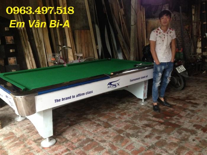 Bán bàn bi a tại Ninh Bình, bán phụ kiện bi a tại Ninh Bình