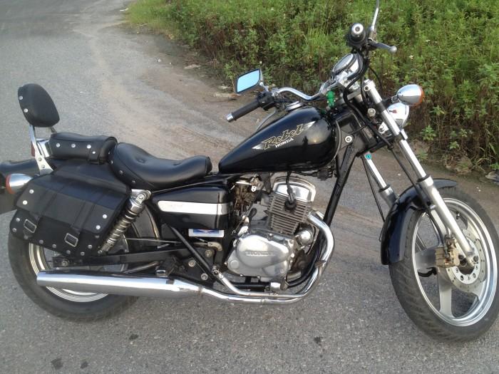Bán Honda REBEL 125 Nhật (mồ côi) 2