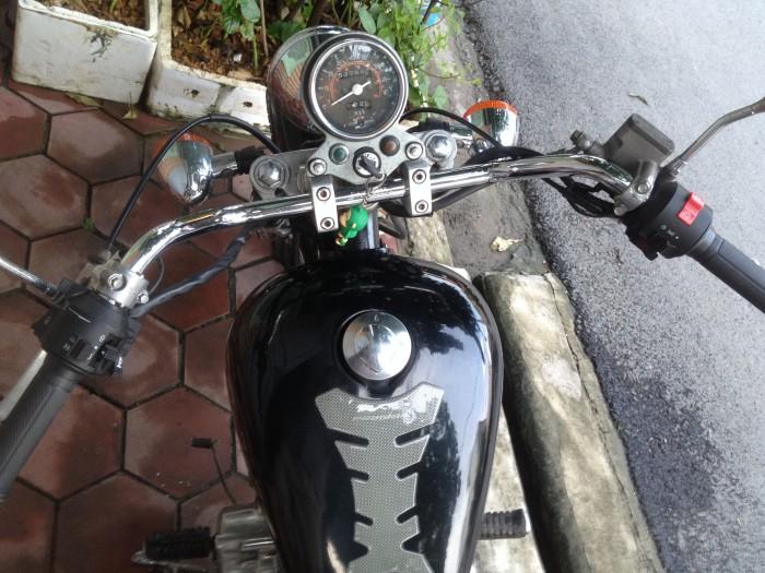 Bán Honda REBEL 125 Nhật (mồ côi) 5