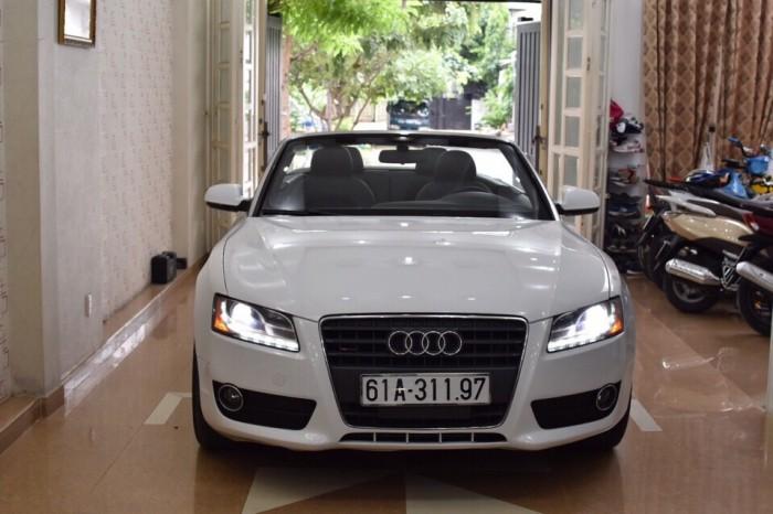 Audi A5 sản xuất năm 2009 Số tự động