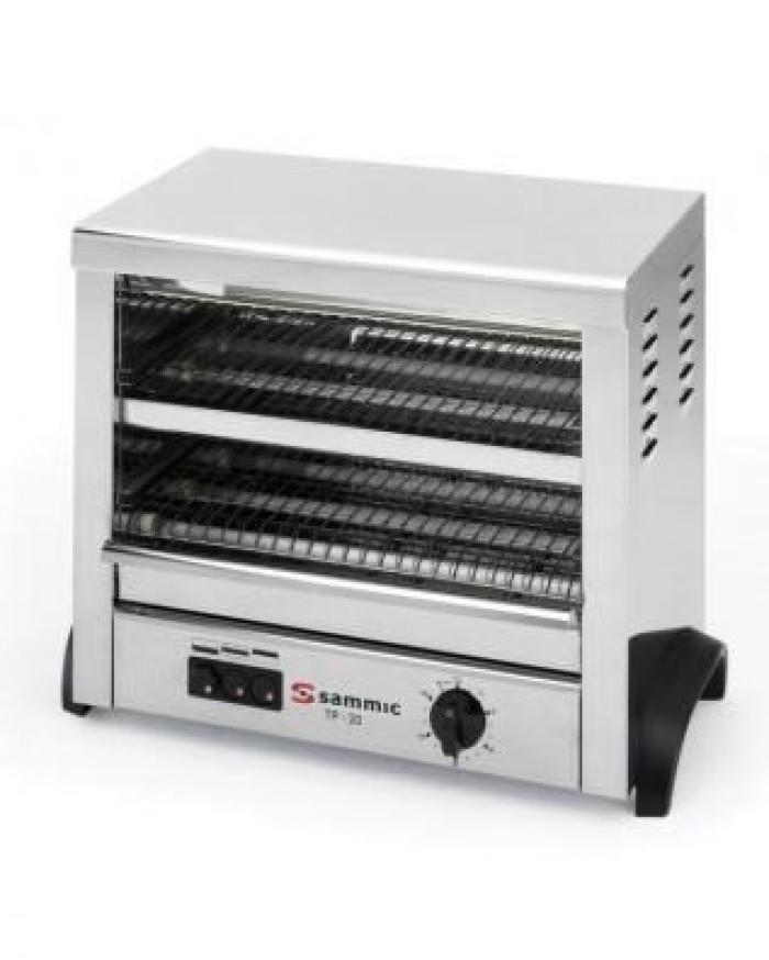 Lò nướng bánh mì Sammic TP 20