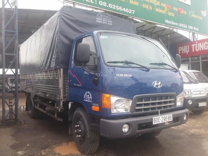 Hyundai HD800 sản xuất năm 2016 Số tay (số sàn) Xe tải động cơ Dầu diesel