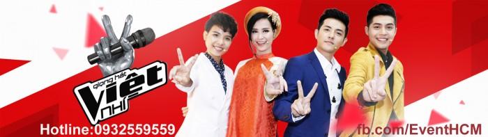 Vé Xem Giọng Hát Việt Nhí The Voice Kid 2016