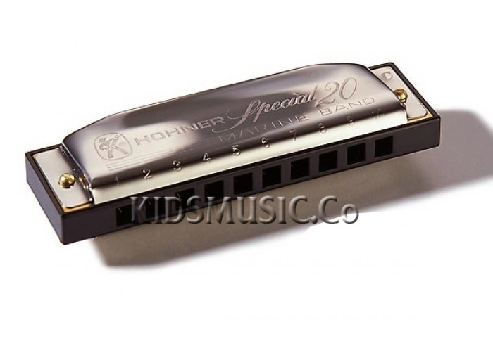 Kèn Harmonica Hohner Special 20 C