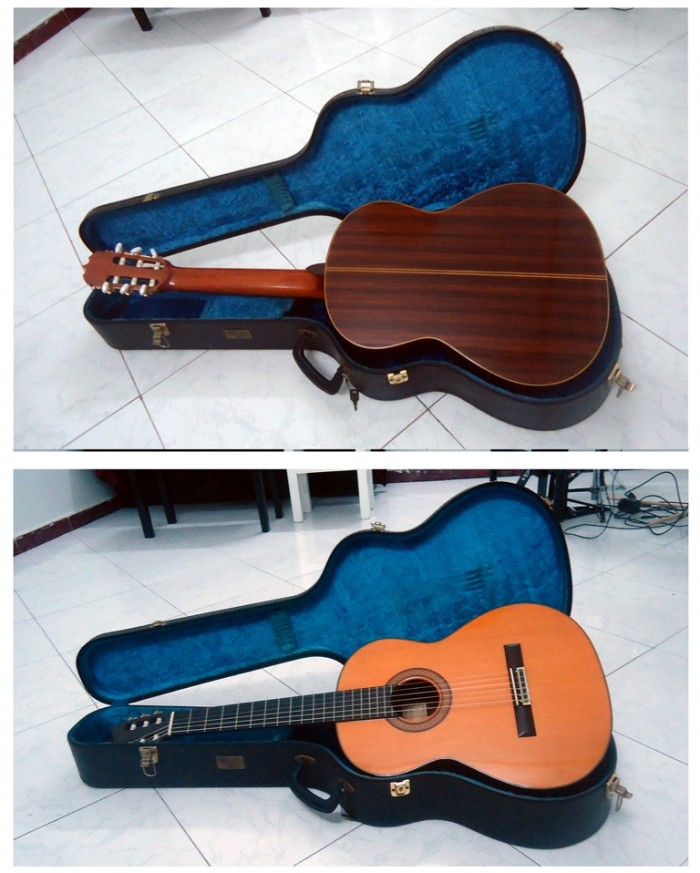 Đàn Guitar Classic Matsuoka M50