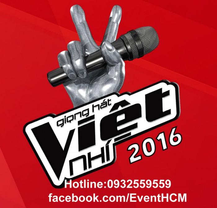 Vé Giọng Hát Việt Nhí The Voice Kid 1/10/2016 Liveshow 3