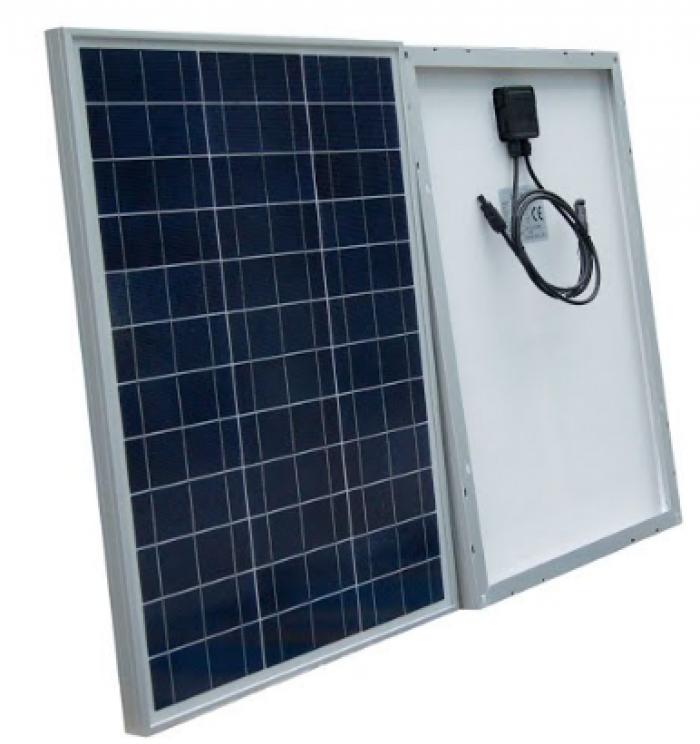 Tấm pin năng lượng mặt trời 50w0