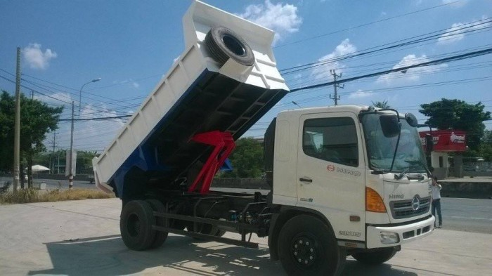 Hino fc ben ( tải trọng 5.8 tấn)
