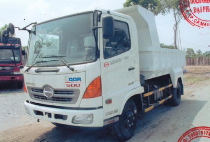 Hino fc ben ( tải trọng 5.8 tấn) 1