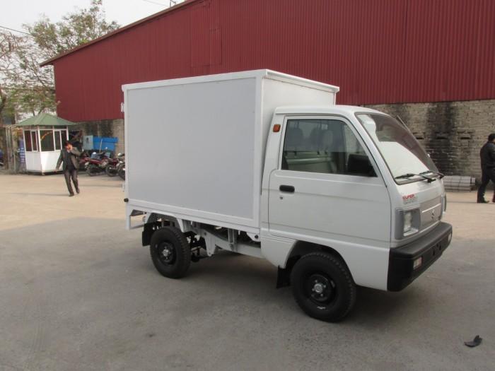 Bán xe tải suzuki 5 - Trả góp lãi xuất thấp.
