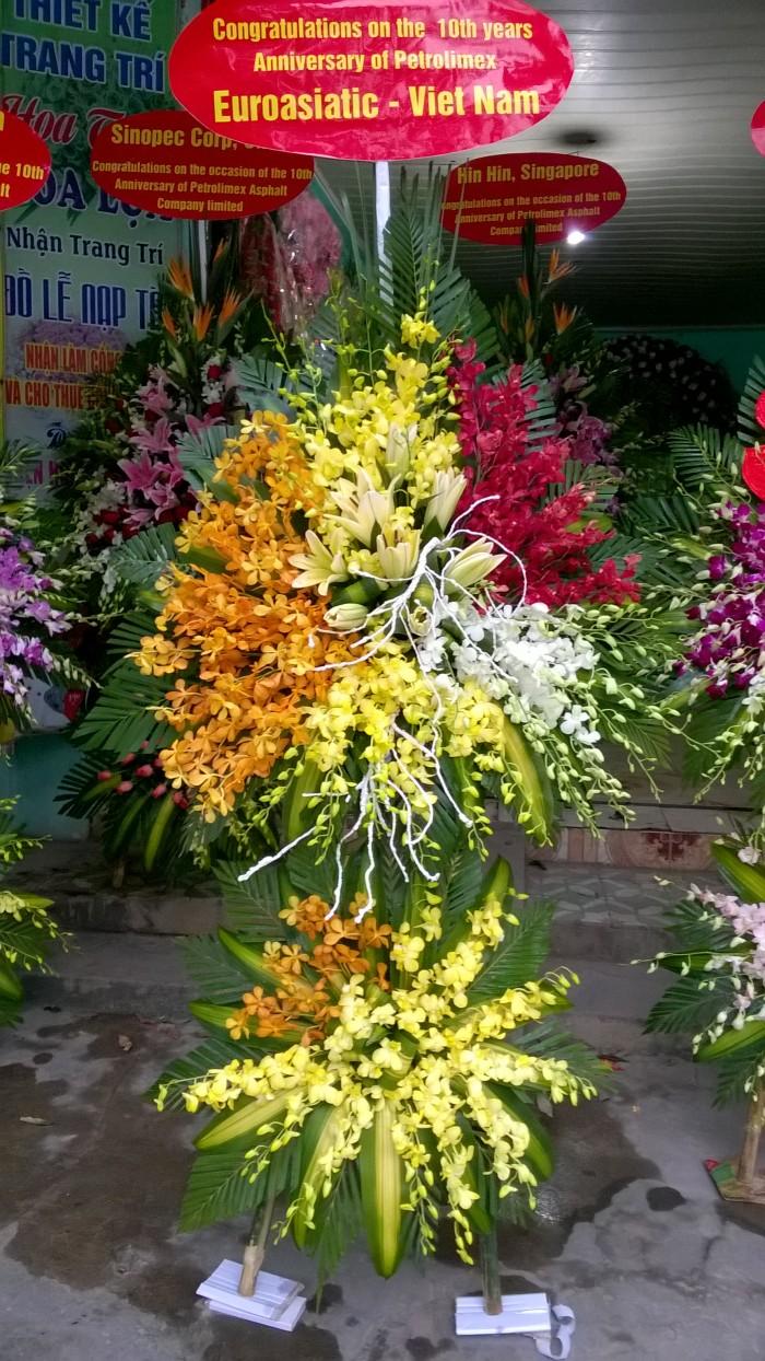 Điện Hoa Thanh Hoá là dịch vụ chuyển phát điện hoa uy tín nhất Thanh Hoá,miễn phí giao hoa nội thành thành phố Thanh Hoá3