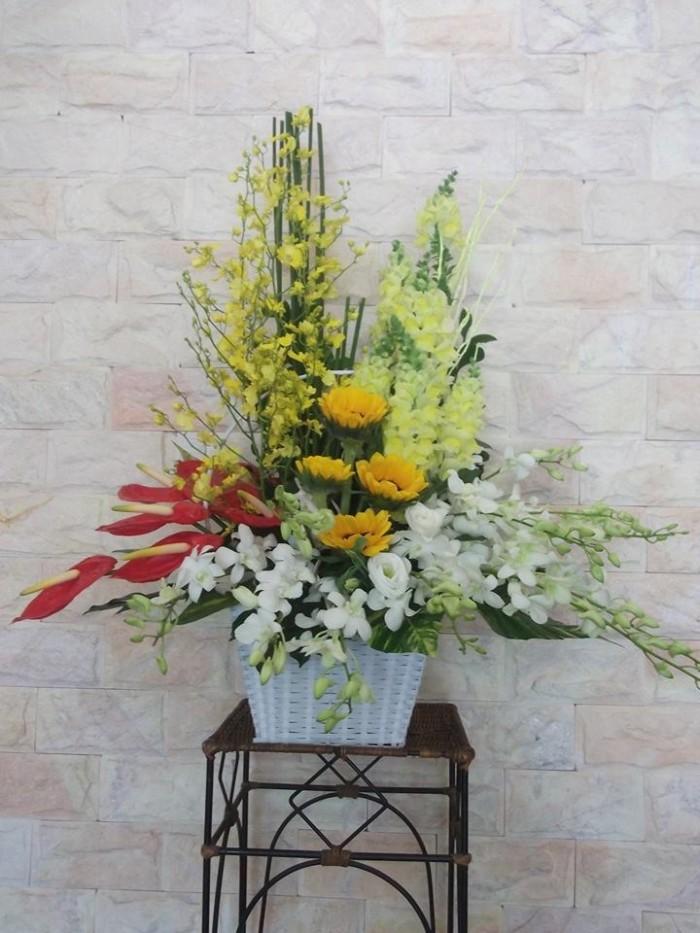 Điện Hoa Thanh Hoá là dịch vụ chuyển phát điện hoa uy tín nhất Thanh Hoá,miễn phí giao hoa nội thành thành phố Thanh Hoá4