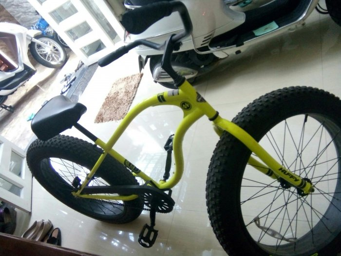 Xe đạp địa hình bánh bự