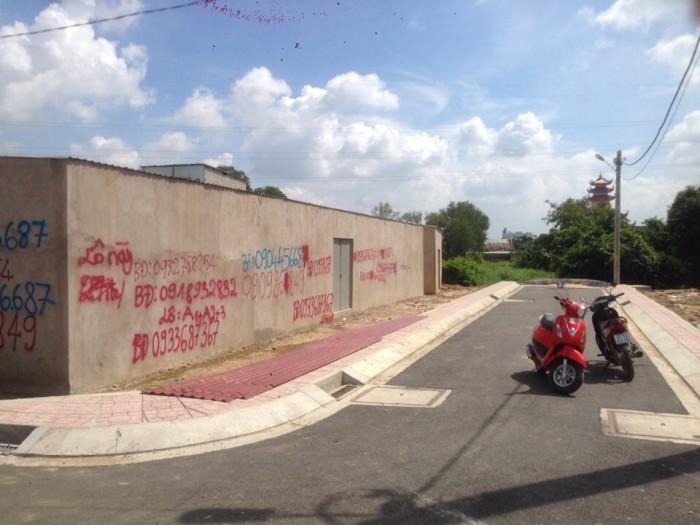 Bán đất đường 11 Trường Thọ , Thủ Đức cách đường Phạm Văn Bạch 200m  giá 1ty470 dt 51m2