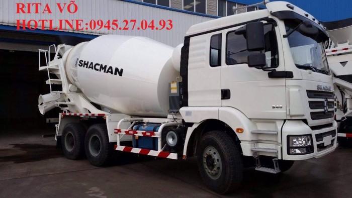 Mua xe bồn SHACMAN mới 100% chỉ với 350TR