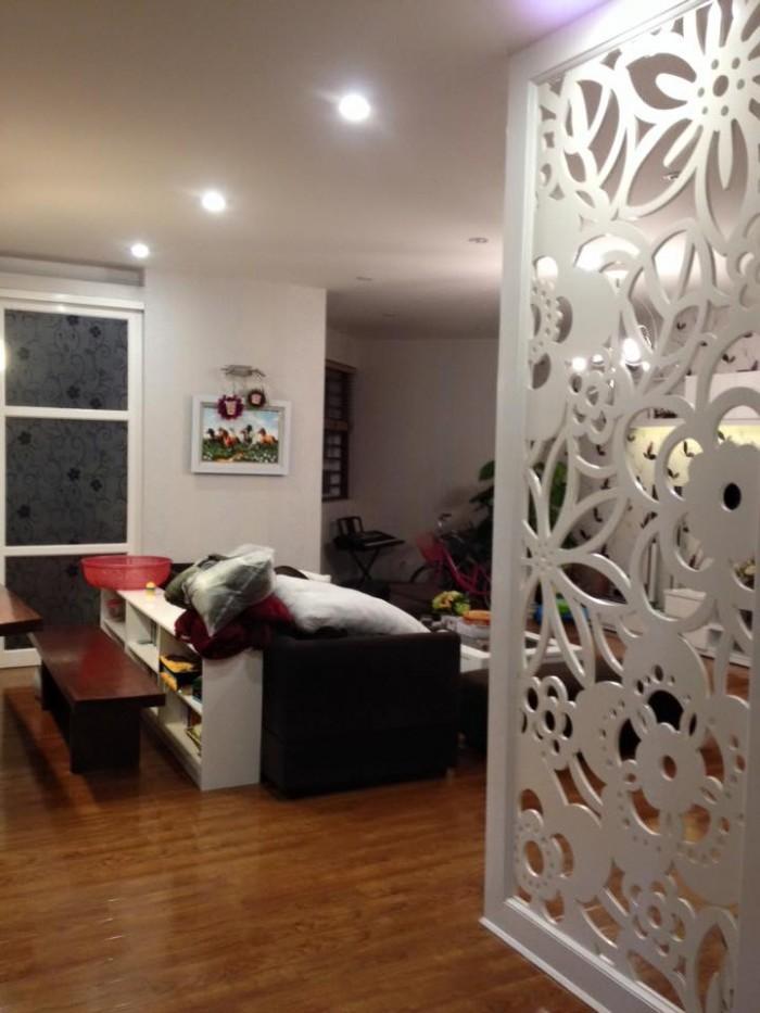 Bán chung cư N1a Hoàng Minh giám, cầu giấy, 70m2, 2pn, căn góc