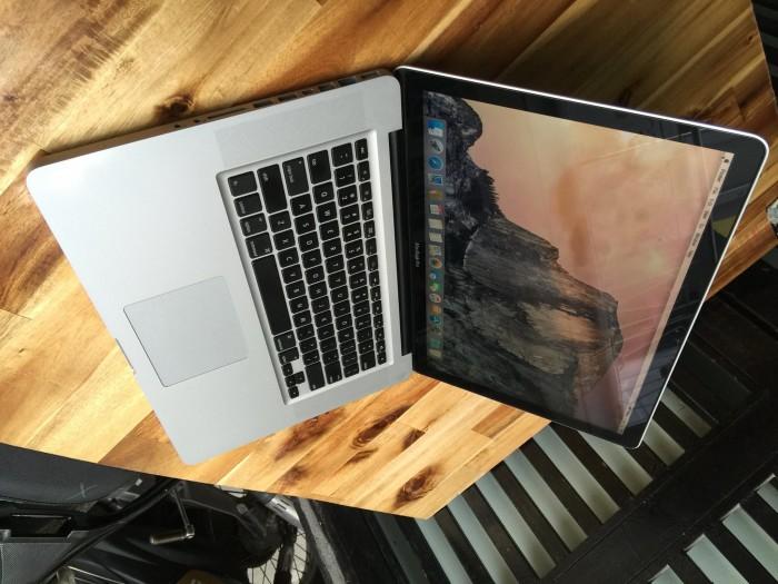 Laptop Macbook pro MC723 | cpu quad core i7, tốc độ 8X2.2G (8cpus), chạy cực nhanh