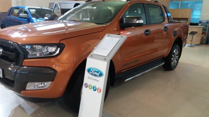 Ford Ranger Wildtrak 2.0 AT, Bán tải chưa bao giờ hết nóng trên thị trường
