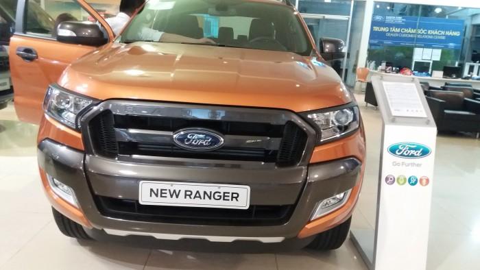 Xe Ford Ranger Wildtrack 2018 mạnh mẽ, xe thương hiệu Mỹ nhập khẩu, nhận tư vấn và báo giá, cập nhật các chương trình khuyến mãi, ưu đãi mua xe từ đại lý chính hãng Gia Định Ford khi Liên hệ Trung Hải - 0966877768 (24/24) để nhận tư vấn tận tâm nhất