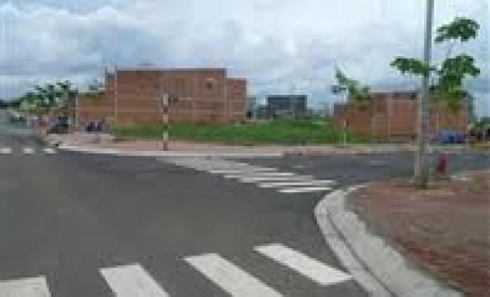 Bán đất nền khu tái định cư Thái Sơn Long An.Lô góc 2 mặt tiền ngay ngã tư ( Lô B3 - số 38 ). Diện tích : 5x20 = 100 m2 . Giá bán : 600 tr