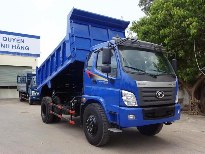 Xe ben 9 tấn, xe ben 9t, xe ben 9t1, giá tốt nhất Tây Ninh., 3
