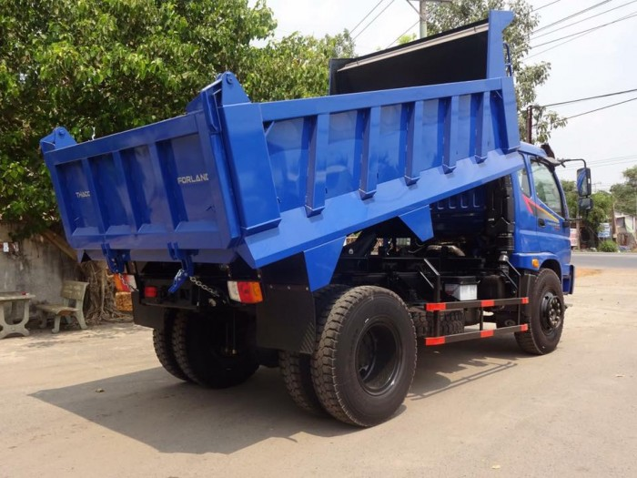 Xe ben 9 tấn, xe ben 9t, xe ben 9t1, giá tốt nhất Tây Ninh., 4