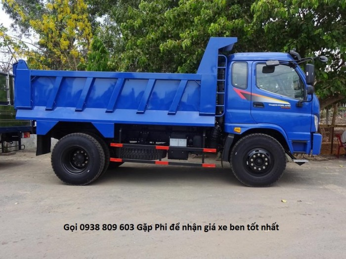 Xe ben 9 tấn, xe ben 9t, xe ben 9t1, giá tốt nhất Tây Ninh., 5