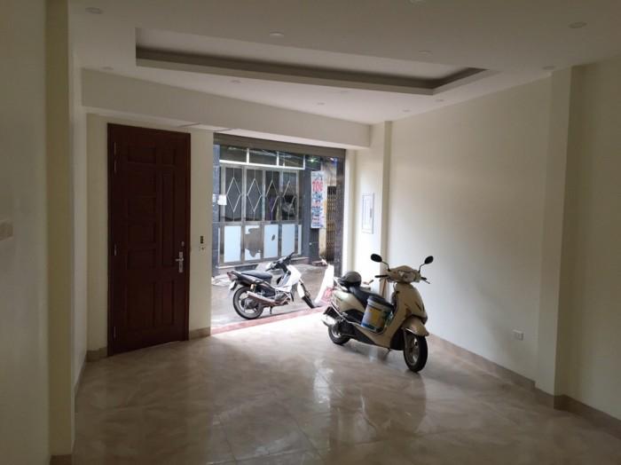 Bán nhà 55m2 x5T giá 6.5 tỷ đầu ngõ phố Lê Đức Thọ, Mỹ Đình, Nam Từ Liêm ô tô vào nhà kinh doanh tốt