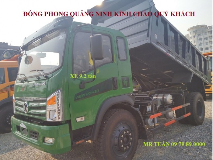 Cần bán xe tải Trường Giang 8.75 tấn tại Quảng Ninh giá rẻ