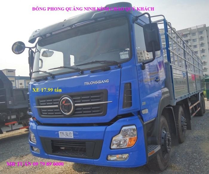 Đại lý phân phối xe tải tại Quảng Ninh