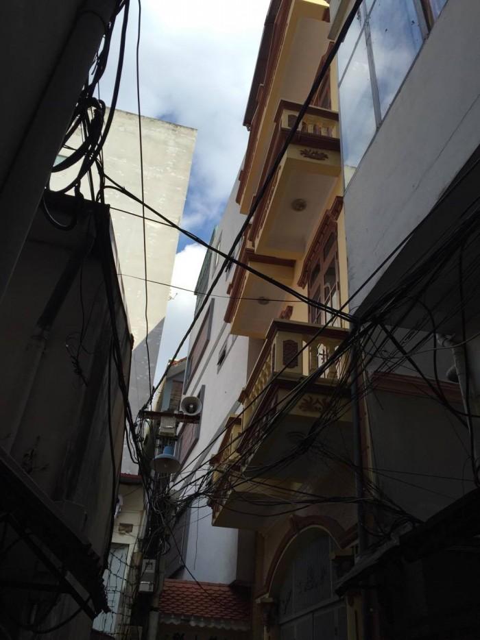 Cần bán nhà trong ngõ 22 phố Tôn Thất Tùng, Đối diện đại học Y giá 2,78 tỉ