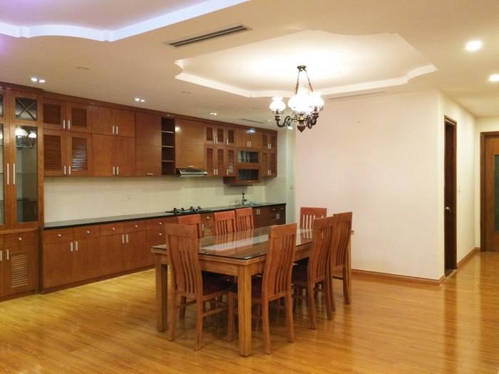 Bán chung cư mandarin garden, 168m2, 3 PN, View Đẹp, full đồ, giá rẻ, bán gấp.