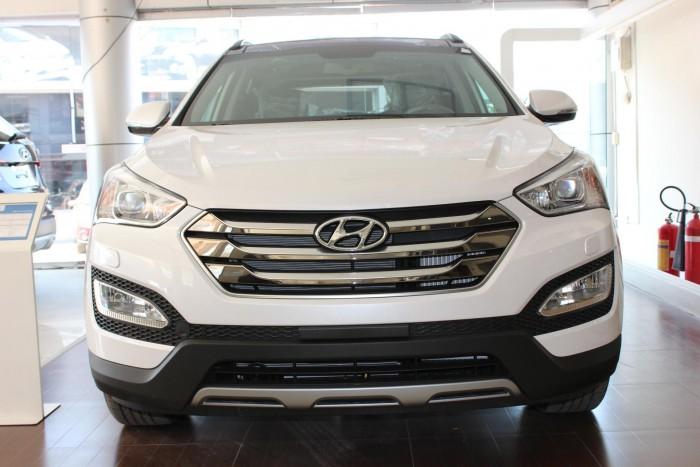 Hyundai Santa Fe full option, nhiều màu, giao ngay, giá cực tốt trong tháng