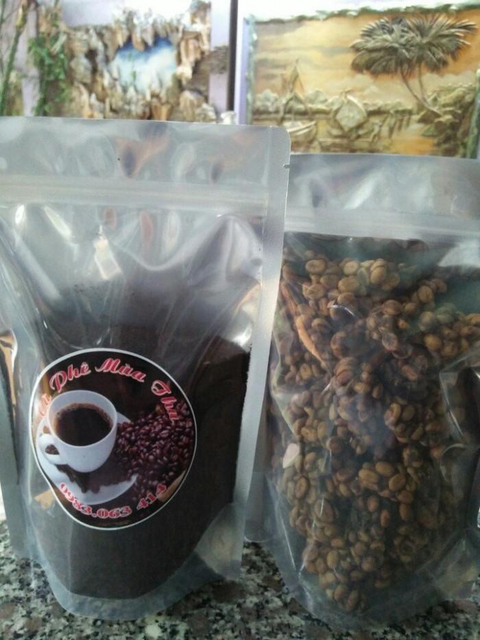 Lựa chọn cà phê đúng chuẩn, để có mùi vị và chất lượng thật tốt.1