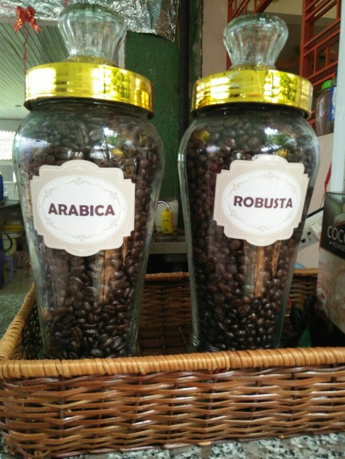 Lựa chọn cà phê đúng chuẩn, để có mùi vị và chất lượng thật tốt.2