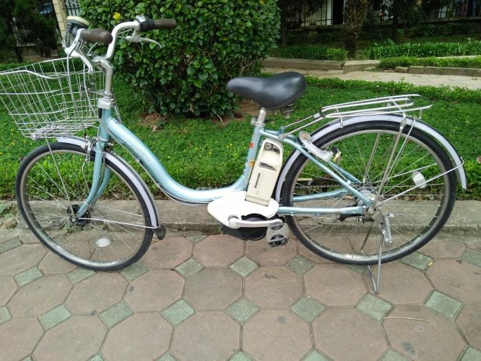 Xe đạp trợ lực nhật bãi