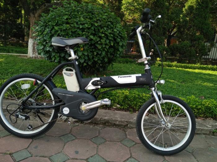 Xe đạp gấp xếp